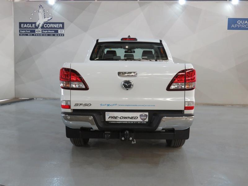 Mazda BT-50 2.2 Hr D/cab Sle 4X2 At (lrd) Image 18