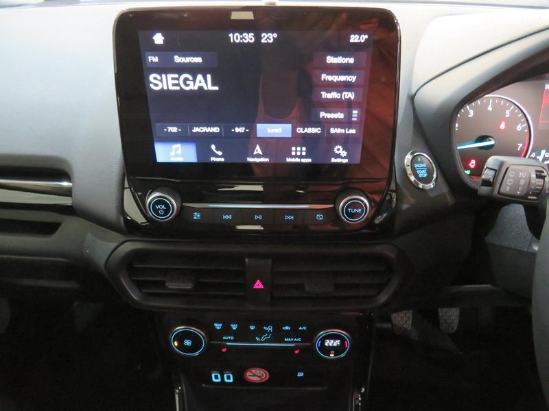 Ford Ecosport 1.0 Ecoboost Titanium Image 10