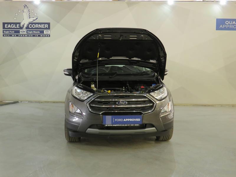 Ford Ecosport 1.0 Ecoboost Titanium Image 17