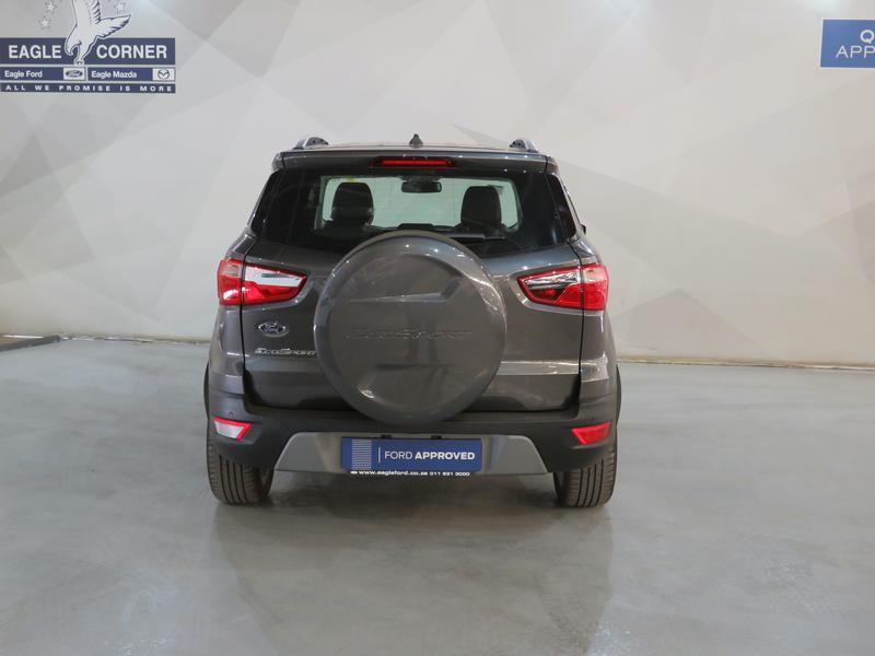 Ford Ecosport 1.0 Ecoboost Titanium Image 18