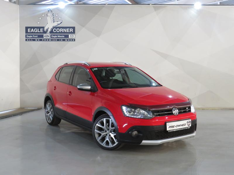 Volkswagen Polo Crosspolo 1.4 Tdi