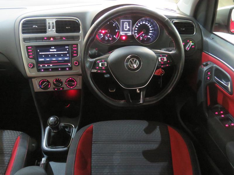 Volkswagen Polo Crosspolo 1.4 Tdi Image 13