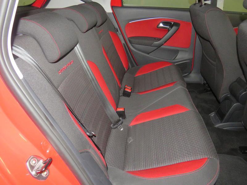Volkswagen Polo Crosspolo 1.4 Tdi Image 15