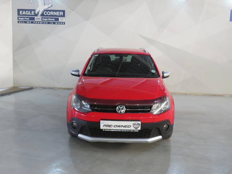 Volkswagen Polo Crosspolo 1.4 Tdi Image 16