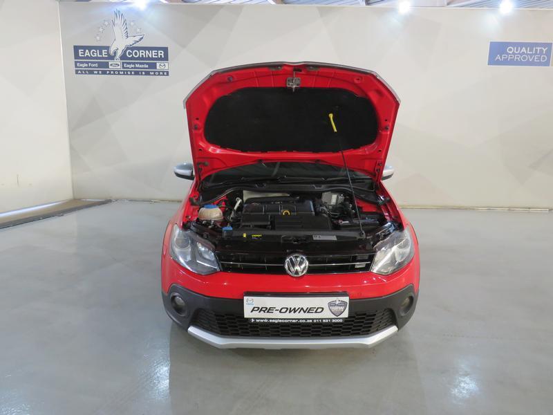 Volkswagen Polo Crosspolo 1.4 Tdi Image 17