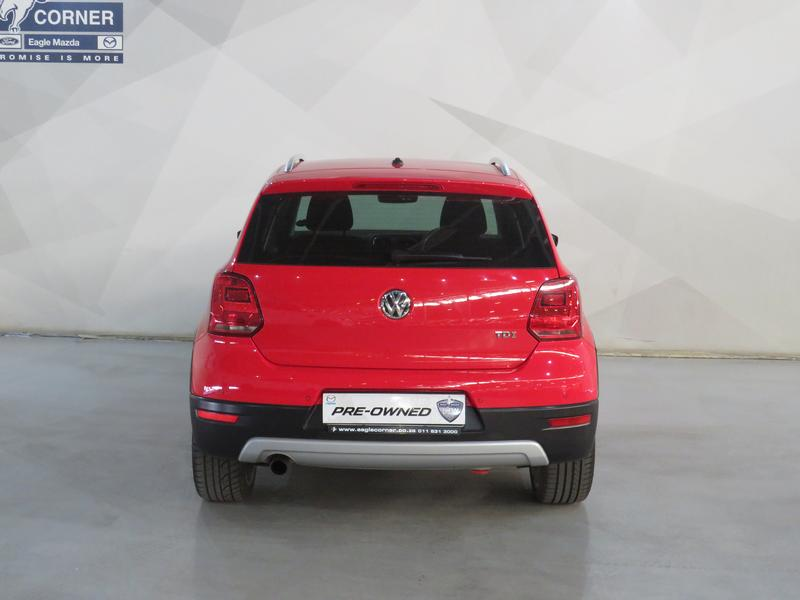Volkswagen Polo Crosspolo 1.4 Tdi Image 18