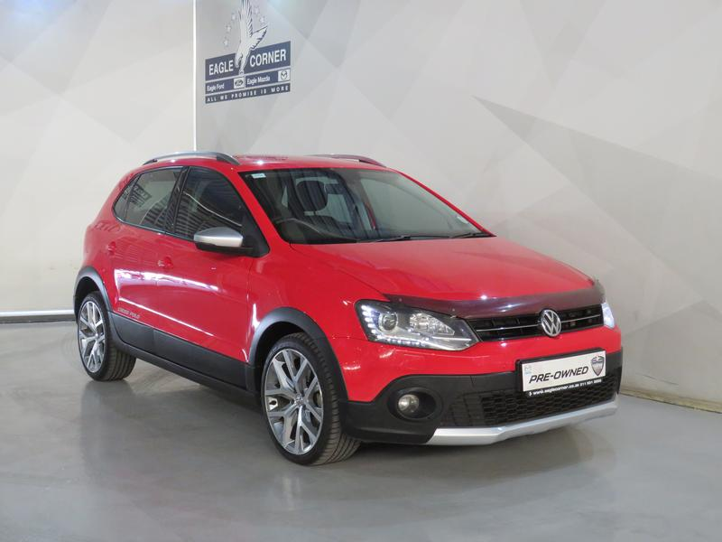 Volkswagen Polo Crosspolo 1.4 Tdi Image 3