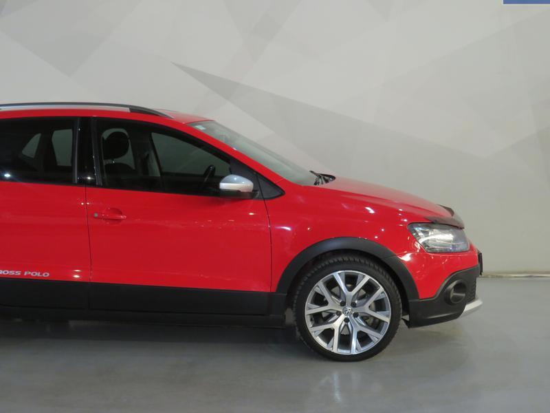 Volkswagen Polo Crosspolo 1.4 Tdi Image 4