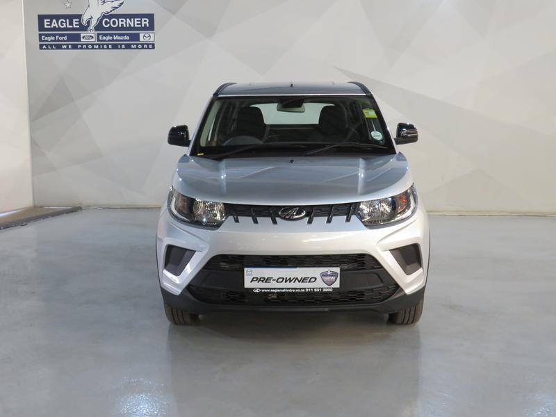Mahindra KUV 100 1.2 K2+ Nxt Image 16