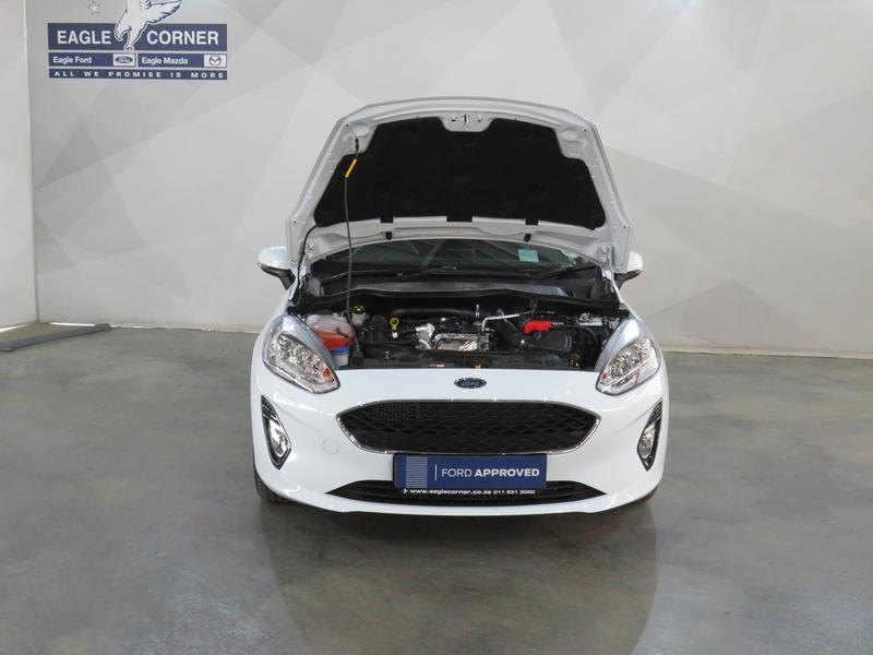 Ford Fiesta 1.0 Ecoboost Trend At Image 17