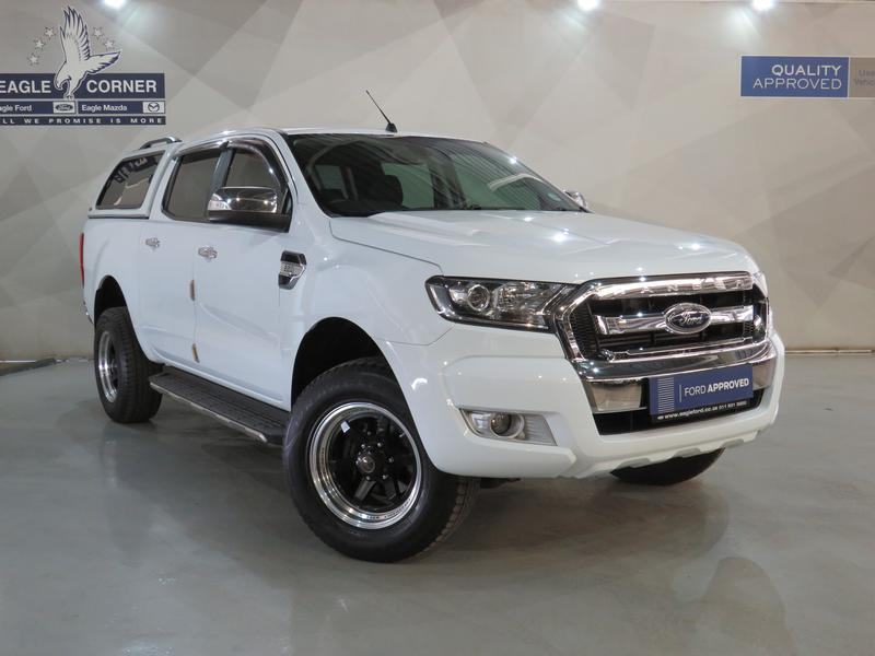 Ford Ranger My15 2.2 TDCi 4×2 XLT D/Cab 6AT