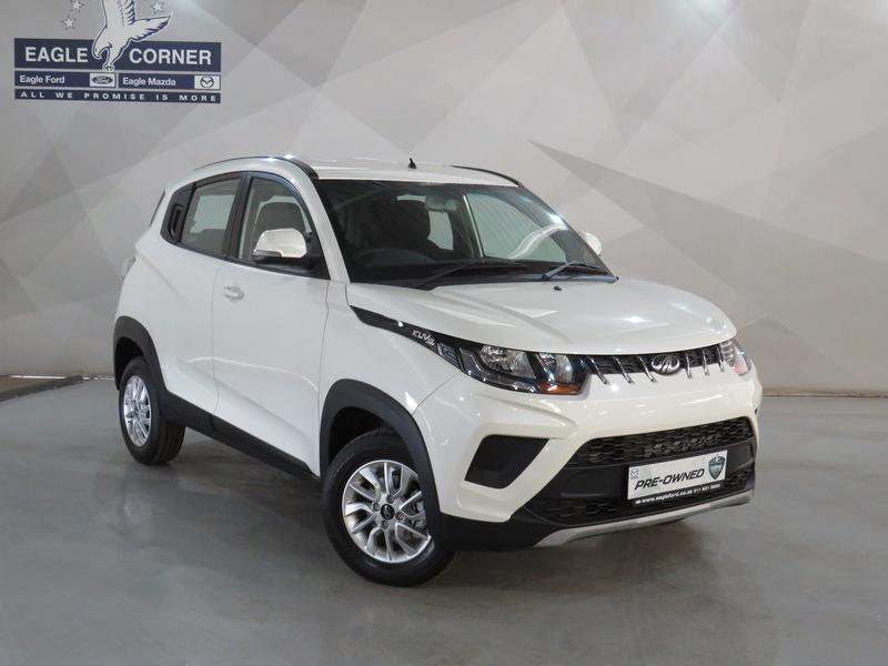 Mahindra KUV 100 1.2 K6+ Nxt