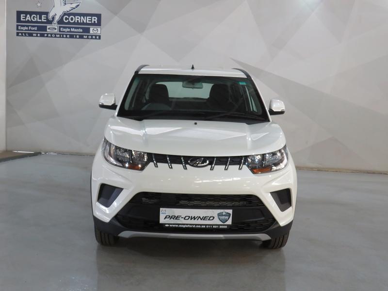 Mahindra KUV 100 1.2 K6+ Nxt Image 16