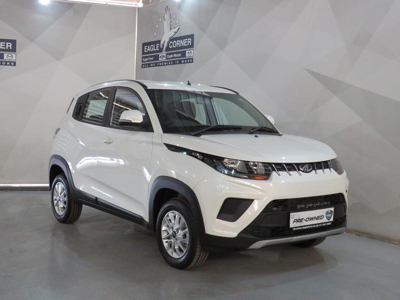Mahindra KUV 100 1.2 K6+ Nxt Image 3