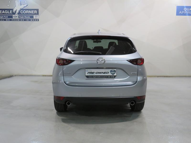 Mazda CX-5 2.0 Active Fwd At Image 13
