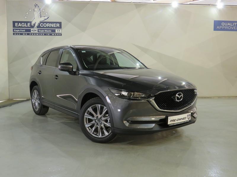 Mazda CX-5 2.0 Dynamic 4X2 At