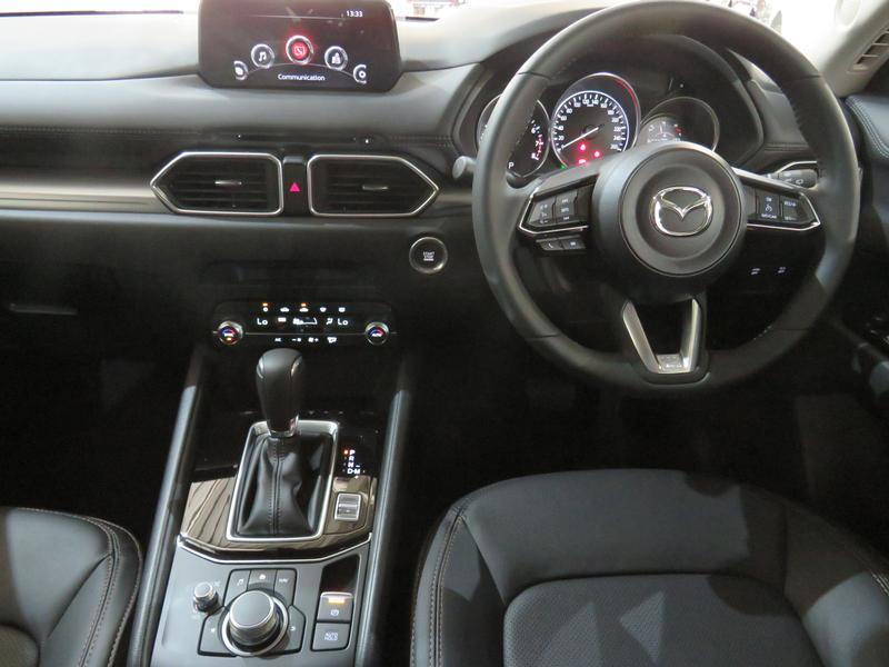 Mazda CX-5 2.0 Dynamic 4X2 At Image 13