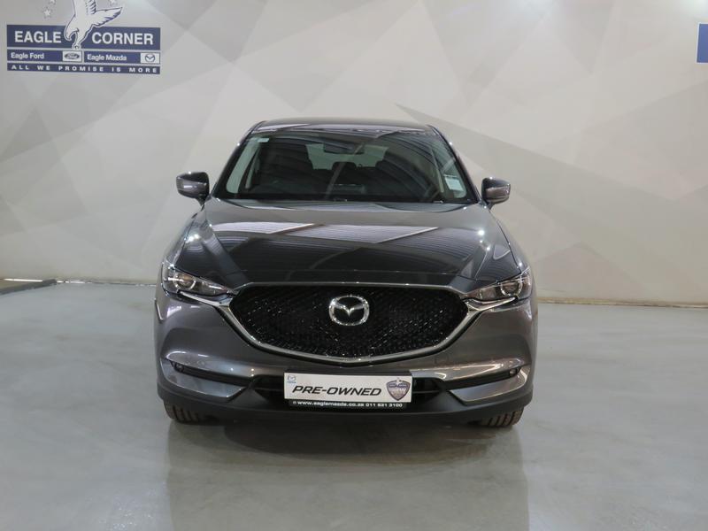 Mazda CX-5 2.0 Dynamic 4X2 At Image 16