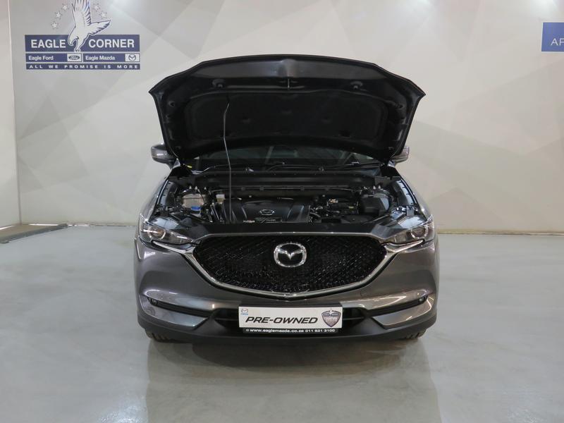 Mazda CX-5 2.0 Dynamic 4X2 At Image 17