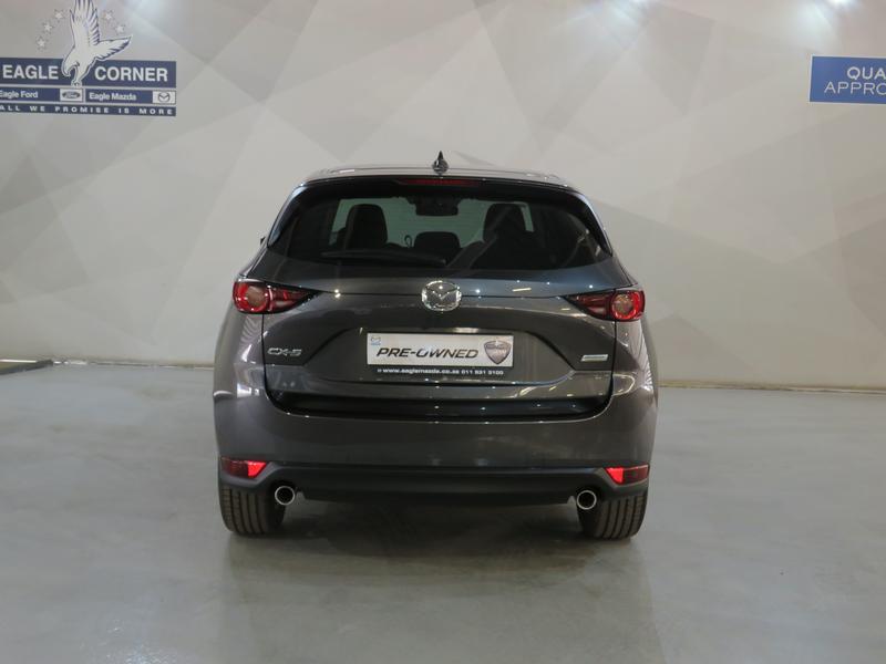 Mazda CX-5 2.0 Dynamic 4X2 At Image 18