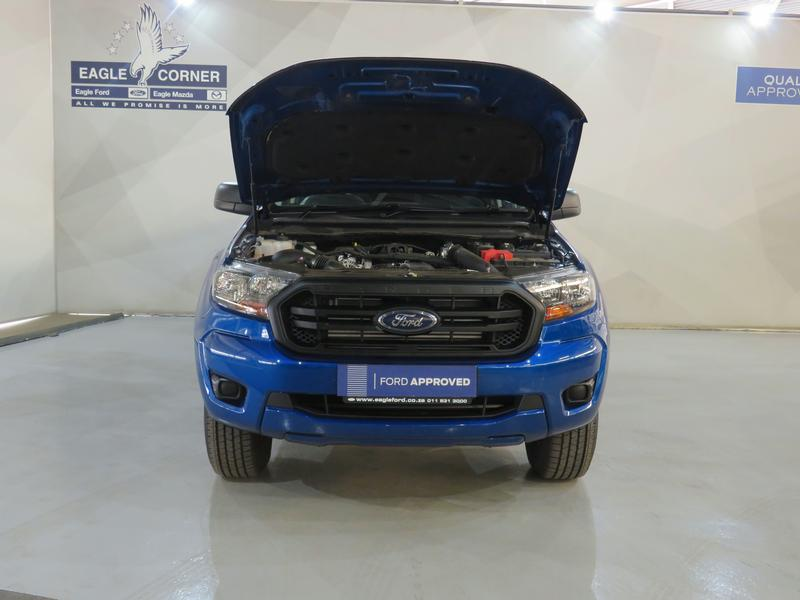 Ford Ranger My19 2.2 Tdci Xl 4X2 D/cab At Image 17