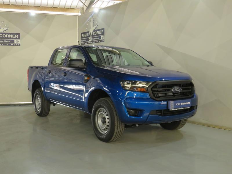 Ford Ranger My19 2.2 Tdci Xl 4X2 D/cab At Image 3
