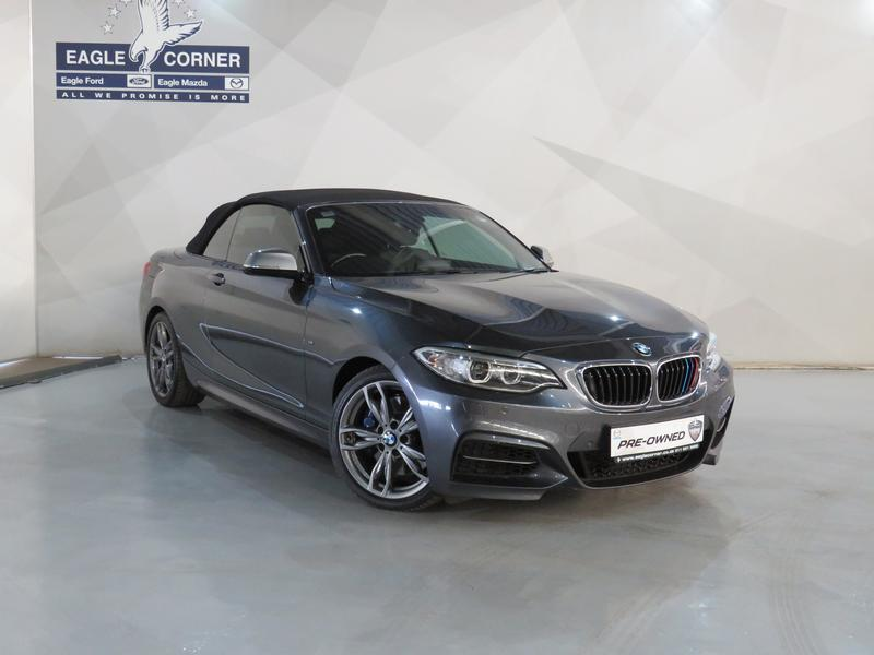 BMW 2 Series Convertible M235i M Sport Sport Steptronic
