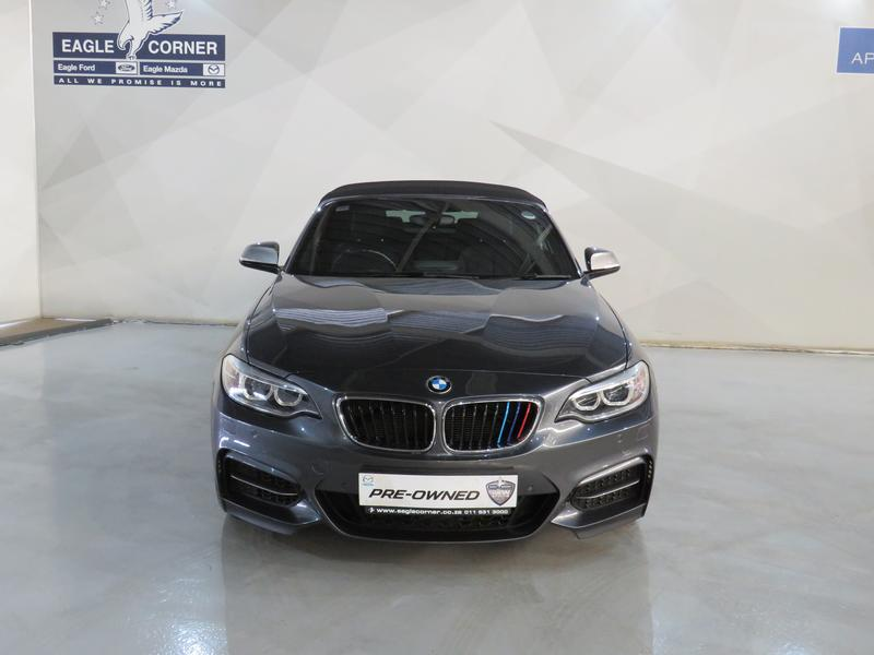 BMW 2 Series Convertible M235i M Sport Sport Steptronic Image 16