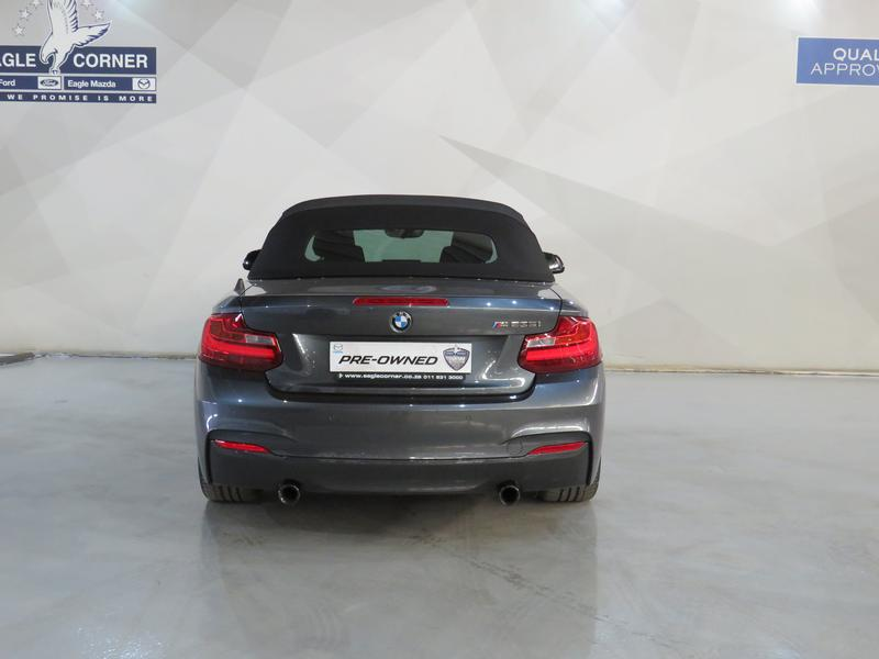 BMW 2 Series Convertible M235i M Sport Sport Steptronic Image 18