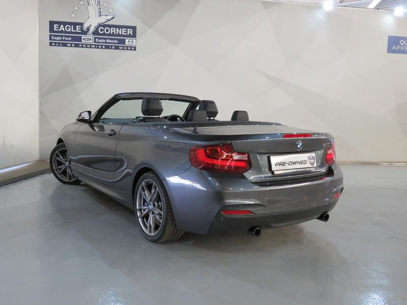 BMW 2 Series Convertible M235i M Sport Sport Steptronic Image 20