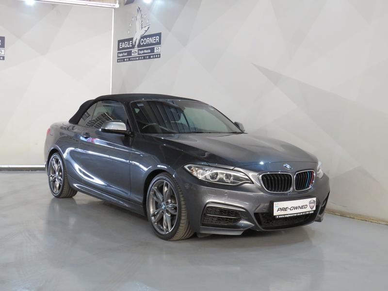 BMW 2 Series Convertible M235i M Sport Sport Steptronic Image 3