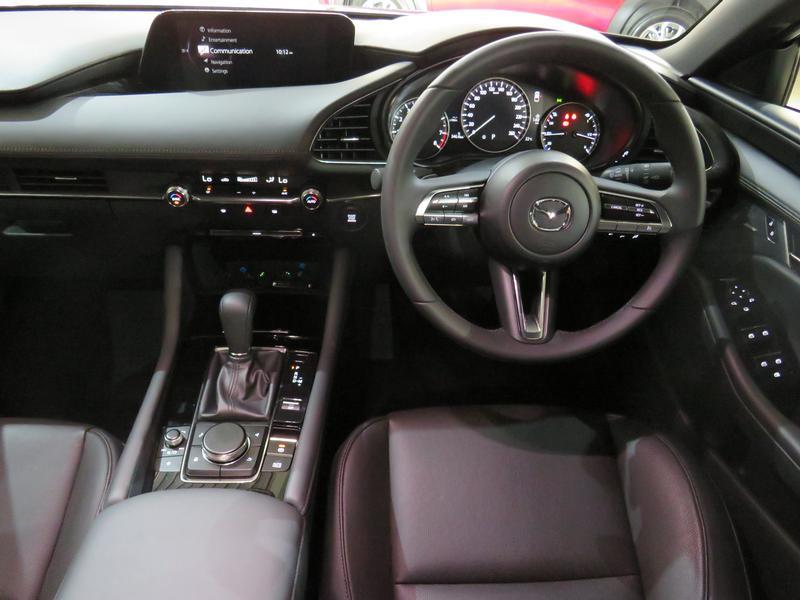 Mazda 3 2.0 Astina 5-Door At Image 13