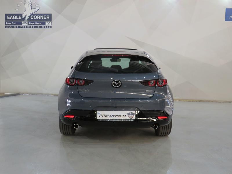 Mazda 3 2.0 Astina 5-Door At Image 18
