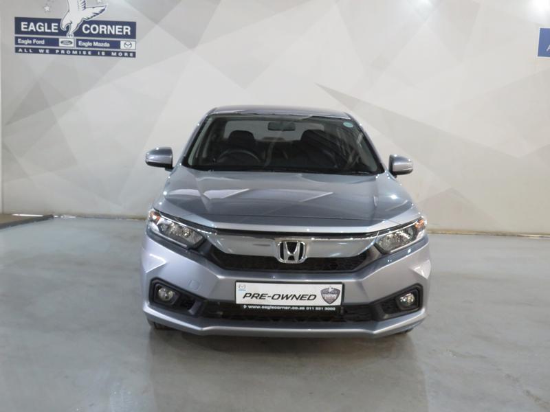 Honda Amaze 1.2 Comfort Cvt Image 16