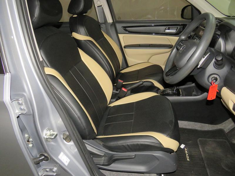 Honda Amaze 1.2 Comfort Cvt Image 8