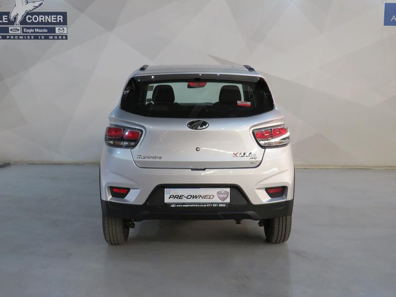 Mahindra KUV 100 1.2 K2+ Nxt Image 13