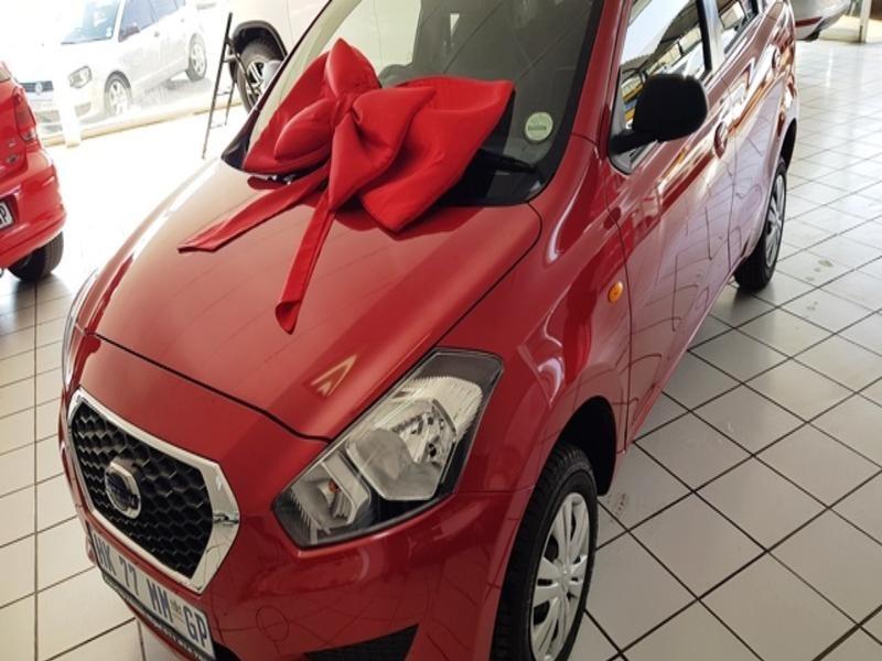 2018 Datsun Go 1.2 Lux (ab)