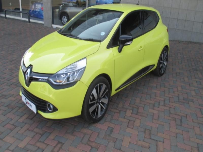 2014 Renault Clio 4 0.9 Turbo Dynamique