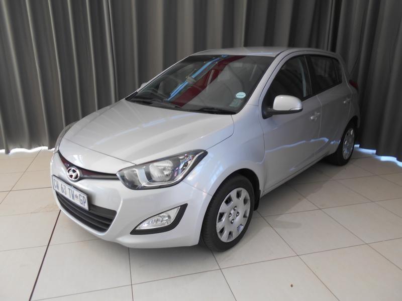 2014 Hyundai I20 1.4 Fluid At