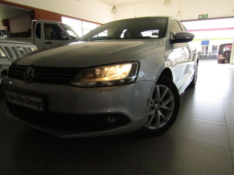 2012 Volkswagen Jetta VI 1.6 Tdi Comfortline Dsg