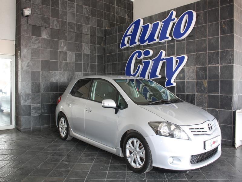2013 Toyota Auris 1.6 Trd