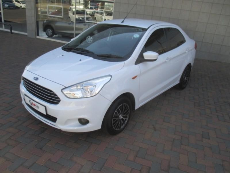2016 Ford Figo 1.5 Titanium 4-Door Powerashift