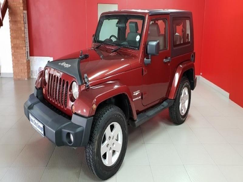2010 Jeep Wrangler 2.8L Crd Sahara At