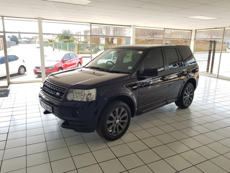 2012 Land Rover Freelander 2 2.2 Sd4 Limited Edition