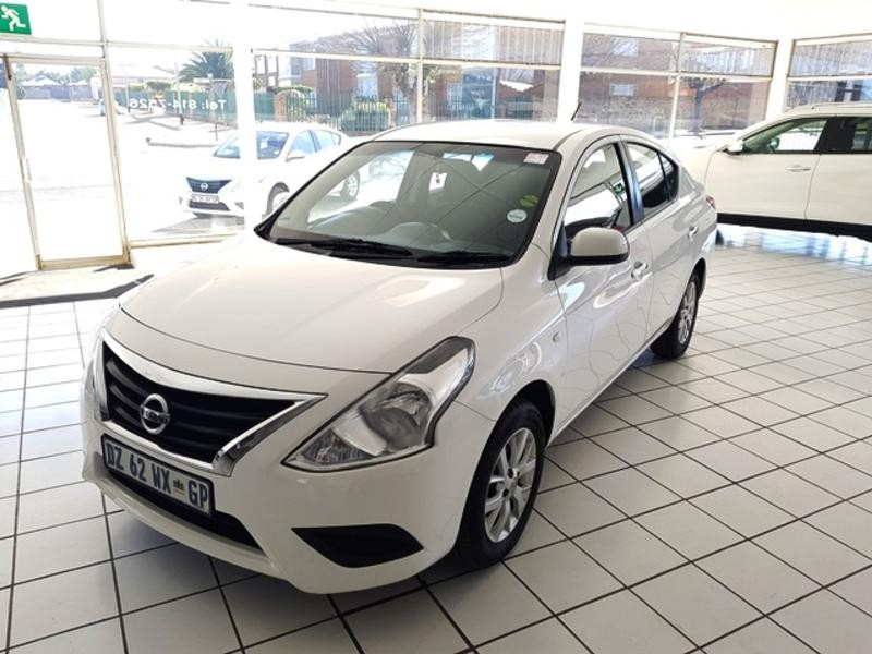 2015 Nissan Almera 1.5 Acenta At