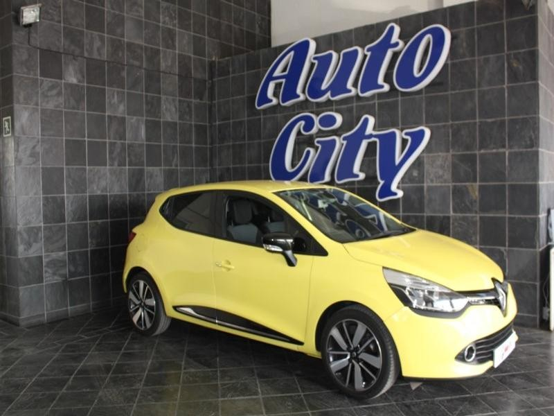 2013 Renault Clio 4 0.9 Turbo Dynamique