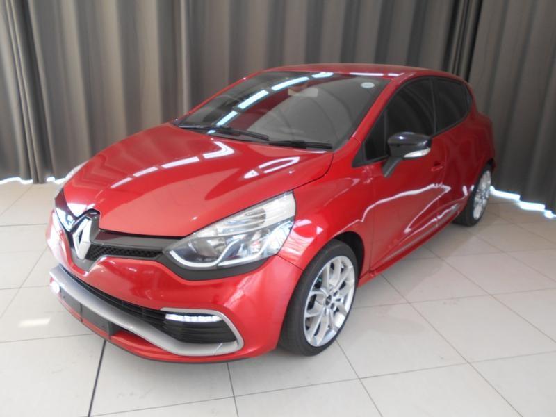 2014 Renault Clio Rs 200 Edc Lux