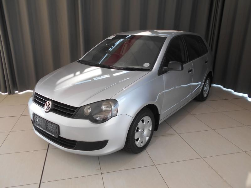 2011 Volkswagen Polo Vivo Hatch 1.4 Base