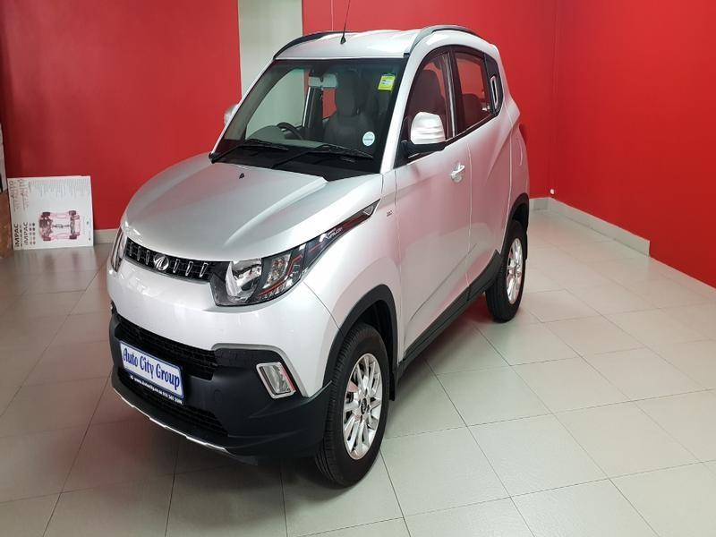 2018 Mahindra KUV 100 1.2 K8