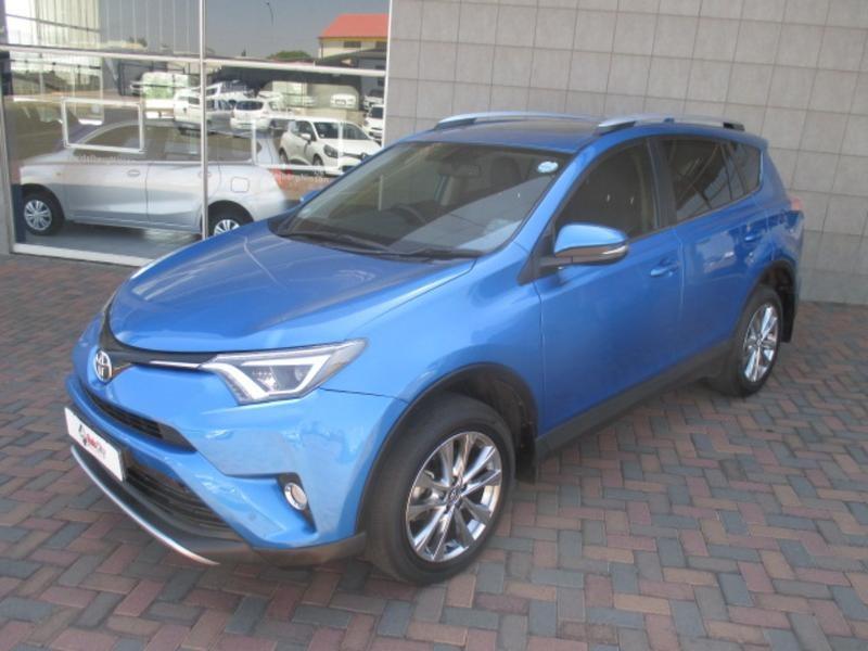 2016 Toyota Rav4 2.5 Vx 4X4 At